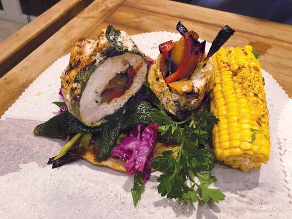 A Chicken Fajita Twist for Cinco de Mayo