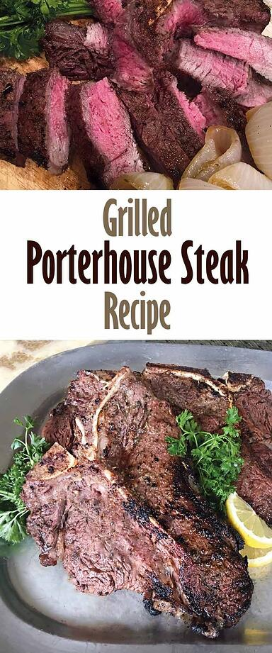 Impress Your Dad with This Grilled Porterhouse Steak Recipe