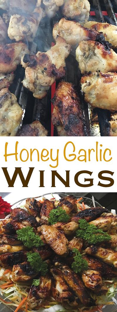 Honey Garlic Wings: Preparing for the Fall